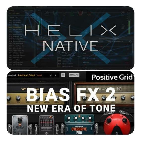 Line 6 Helix Native + Bias Fx 2 Elite