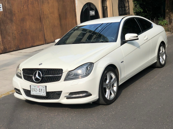 Mercedes Benz C250 Coupe 1.8 Turbo 204 Caballos