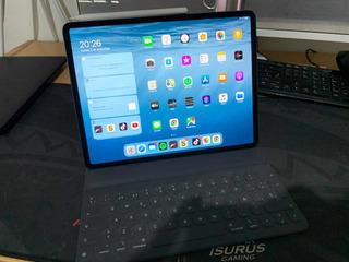iPad Pro 12.9 256gb Apple Pencil Smart Keyboard En Garantía