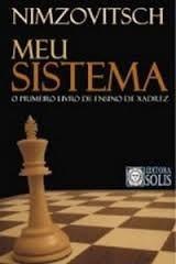 Livro De Xadrez - Meu Sistema - Nimzovitsch