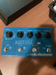 Pedal Tc Electronic Flashback X4 Delay