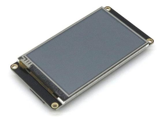 Tela Lcd Nextion 3.5 Enhanced 480x320 Touch Rtc 32mb Arduino