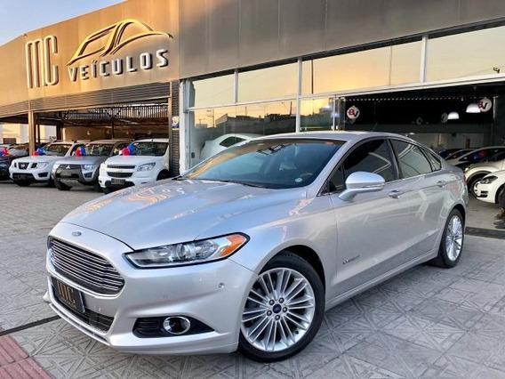 Ford Fusion Titanium Hybrid 2.0 Atkinson, Qhs8385