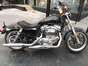 Superlow 883 2017 Harley Davidson 273km Casi Nueva Excelente