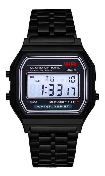 Relógio Digital Led Relógio Ultrafino Masculino E Feminino