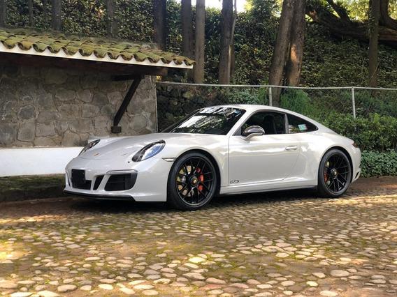 Porsche Carrera Gts 2018 Blanco.