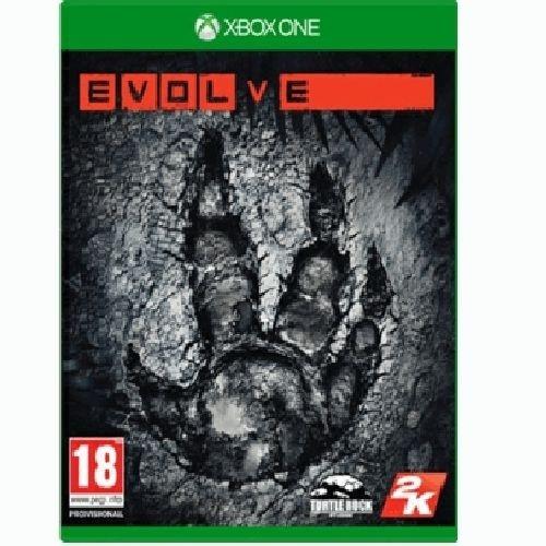 Evolve Xbox One ( Mídia Física )