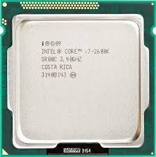 Processador Intel Core I7 2600k 3.4 Ghz Melhor Preço