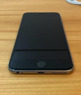iPhone 6s Plus Prata