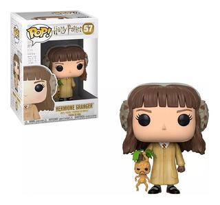 Funko Pop Hermione Granger #57 Con Mandragora