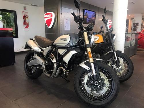 Ducati Scrambler 1100.2000 Km.2019. San Isidro