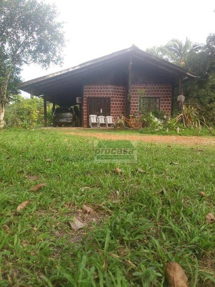 Sítio Com 3 Dormitórios À Venda, 1700000 M² Por R$ 300.000,00 - Centro - Presidente Figueiredo/am - Si0153