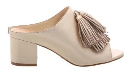 Sapato Schutz Mule Barbicachos Dourado S2000101200004u