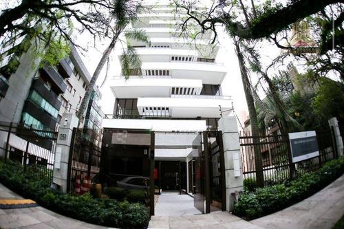 Imagem 1 de 30 de Vendo Apartamento Mobiliado No Ampiezza, Quatro Suítes, Sendo Uma Master E Quatro Vagas De Garagem - Ap4074
