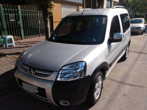 Peugeot Partner Patagonica Vtc Plus 2015