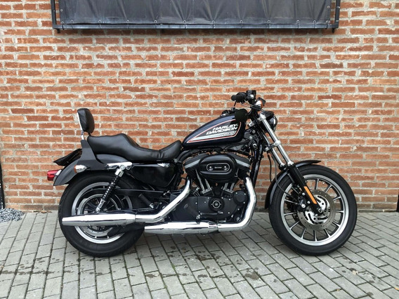 Harley Davidson Xl 883r 2009 Impecável