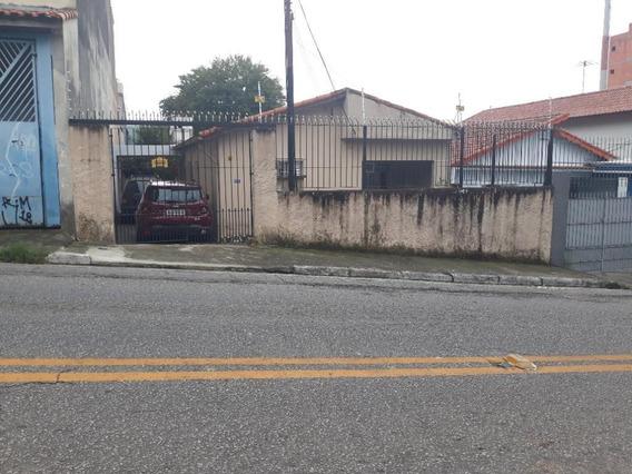 Terreno À Venda, 500 M² Por R$ 500.000,00 - Itaquera - São Paulo/sp - Te1589