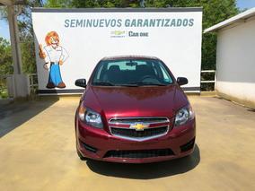 Chevrolet Aveo 1.6 Lt 2018