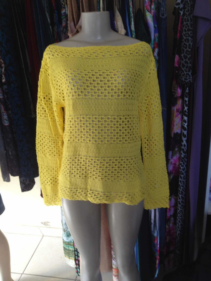 Blusa Tipo Tricot Style