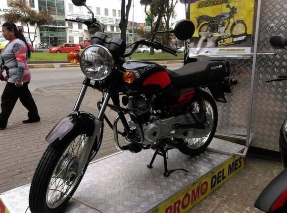 Motocicleta Boxer S Nueva
