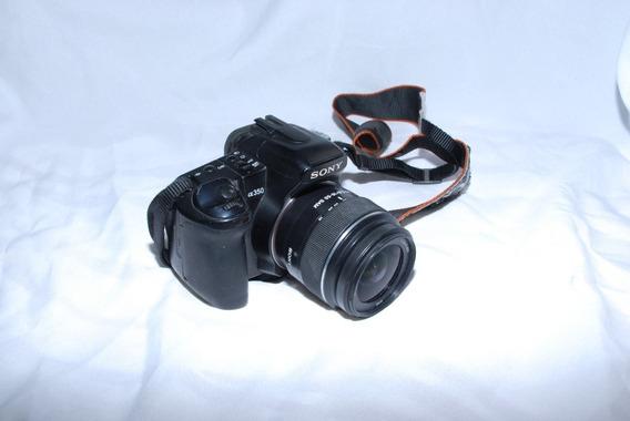 Câmera Sony Alpha 77v Revisada + Lente 18-55 + 55-200mm