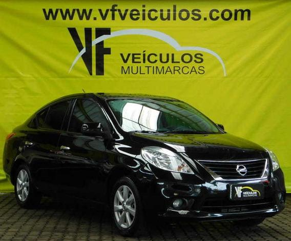 Nissan Versa Sl 1.6 16v Flex Fuel 4p Mec
