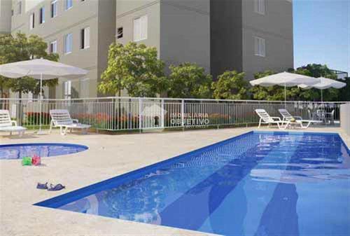 Apartamento Com 3 Dorms, Campo Limpo, São Paulo - R$ 319 Mil, Cod: 4020 - V4020