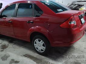 Ford Fiesta 1.6 First Aa Sedan At 2010