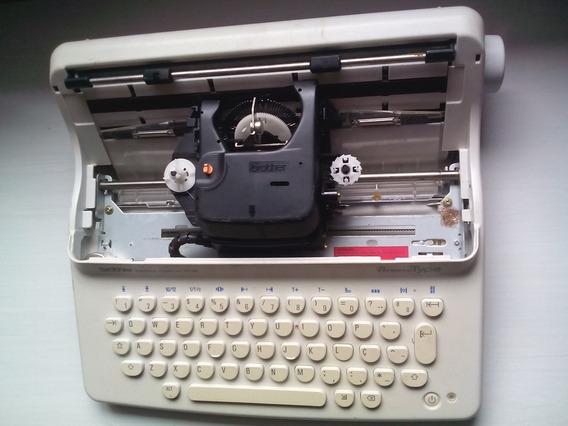 Maquina Escrever Elétrica Brother Py 80