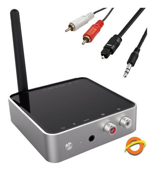 Transmisor Receptor Bluetooth Long Range 100 Metros Optico