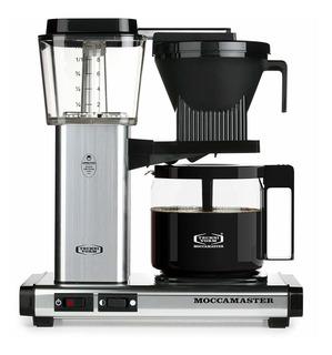Cafetera Moccamaster Kbg 741 , Con Jarra De Vidrio, Para