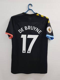 Camisa Manchester City Away 19/20 De Bruyne Pronta Entrega