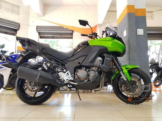 Kawasaki Versys 1000 Verde 2015