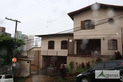 Casa Com 4 Dormitórios À Venda Por R$ 1.900.000 - Anchieta - Belo Horizonte/mg - Ca0155