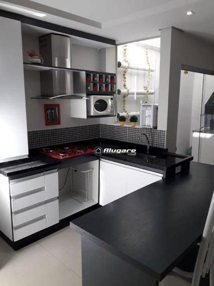 Sobrado Com 2 Dormitórios À Venda, 130 M² Por R$ 400.000 - Bom Clima - Guarulhos/sp - So0535