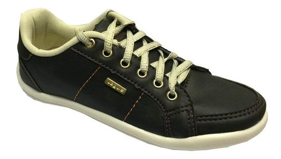 Tênis Feminino Casual Logus 31902 - Maico Shoes