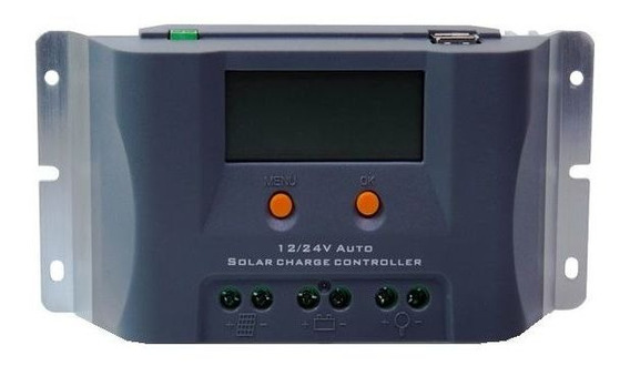 Controlador Pwm Lumiax 12v 24v 30a