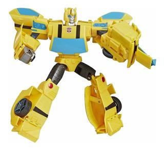 Transformers Cyberverse Con 2 Modos De Ataque 25cms