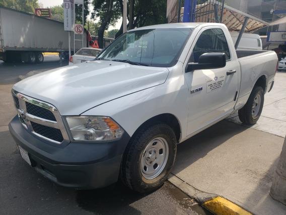 Ram 1500 2014 At 3.7 Recibo Tarjetas,autos Facturamos Cambio