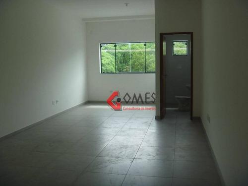 Imagem 1 de 30 de Sala Para Alugar, 22 M² Por R$ 1.200,00/mês - Rudge Ramos - São Bernardo Do Campo/sp - Sa0267