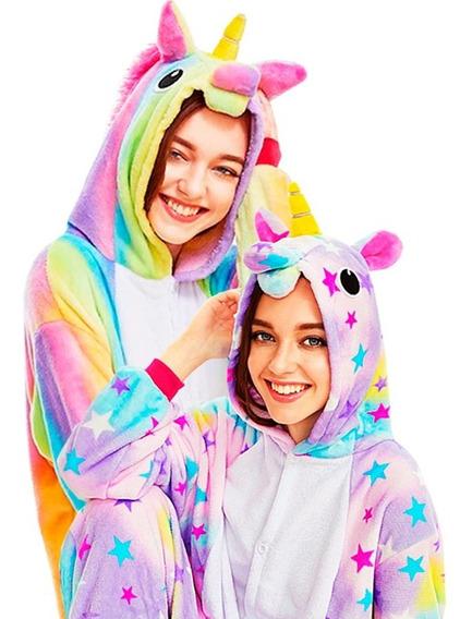Pijama Mameluco,unicornio Kigurumi