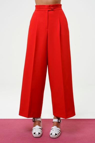 Pantalon Saturno Rojo Las Pepas
