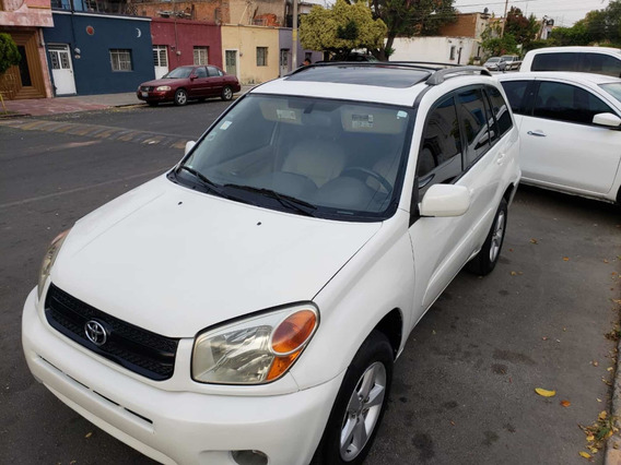 Toyota Rav4 Vagoneta Limited Piel At 2004