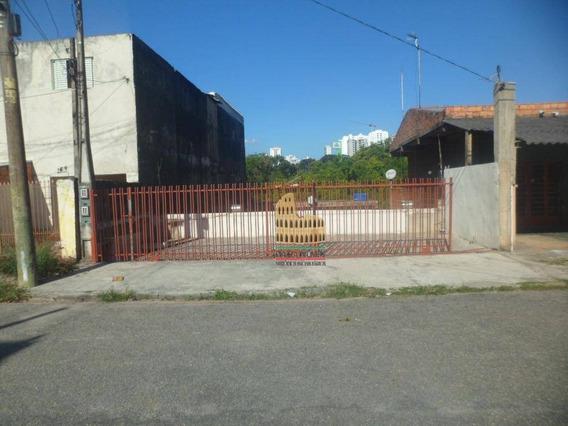 Terreno Residencial À Venda, Jardim São Carlos, Sorocaba. - Te0050