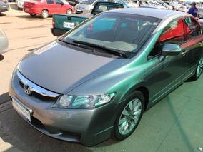 Honda Civic 1.8 Lxl Couro Flex Aut. 4p