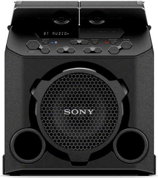 Sony Mini System - Bluetooth Portátil Gtk-pg10 - Cor Preto
