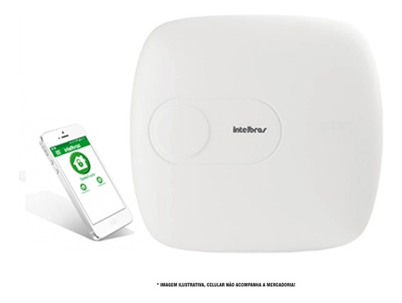 Central Alarme Intelbras Amt 1016 Internet Via Celular Net
