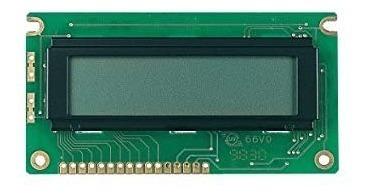 Display Lcd Alfanumérico 16x2 1 X Pc1602-f