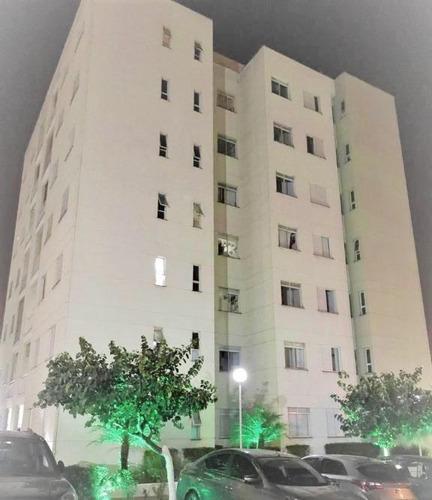 Apartamento Para Venda Em Suzano, Vila Figueira, 3 Dormitórios, 1 Suíte, 2 Banheiros, 1 Vaga - Ap025_1-1822039