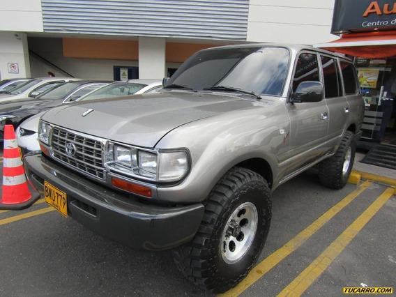 Toyota Burbuja Fzj 4.5 Mt 4x4